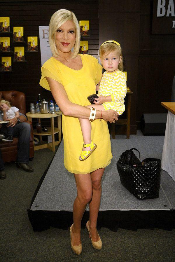 Mamme e figli vip vestiti allo stesso modo - Yahoo omg! Italia