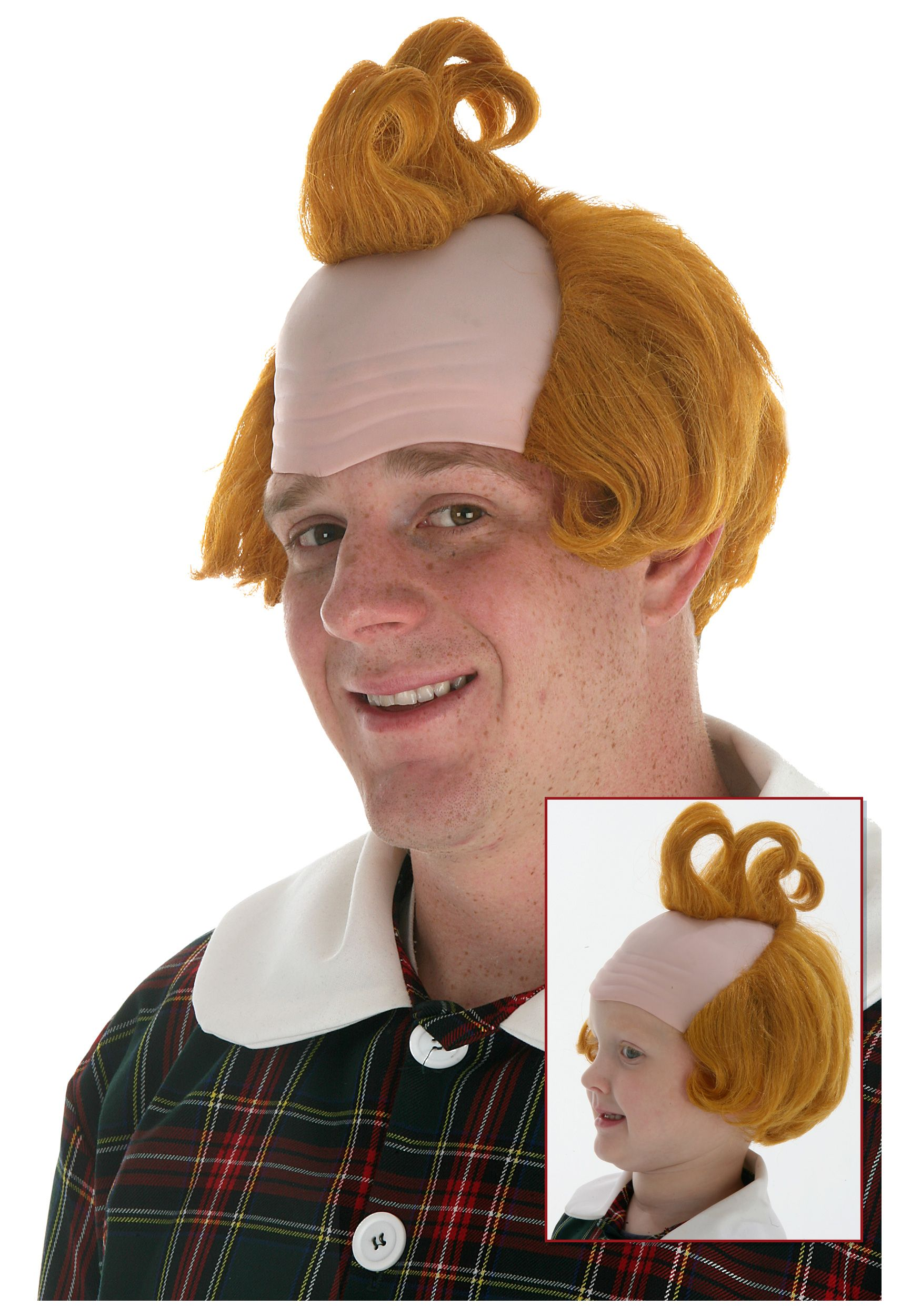 $17 Munchkin Costume Wig  sc 1 st  Pinterest : munchkin costume for adults  - Germanpascual.Com