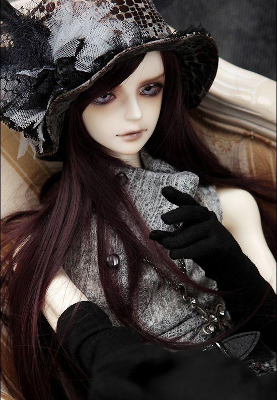 1/3 scale nude BJD male SD boy Joint doll Resin figure
