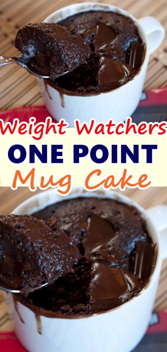 ONE POINT MUG CAKE -   14 cake Mug tasty ideas