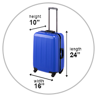 Southwest Carryon Photo Showing 10 X 16 X 24 Inches Carryon Bag Carry On Bag Size Carryon Bag Carry On Rules