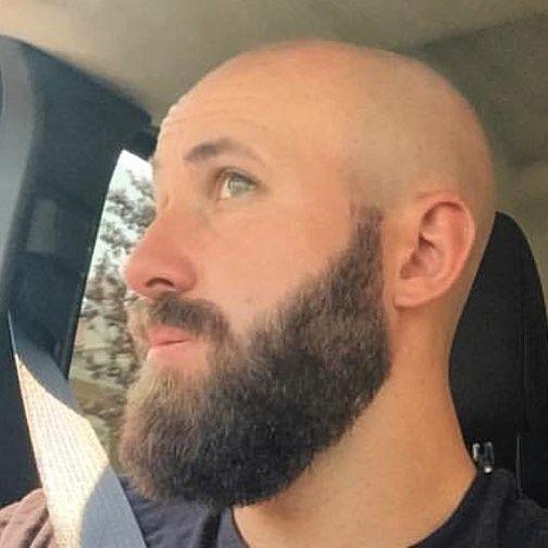 male pattern baldness beard man stuff pinterest beard haircut hipster beards and men stuff. Black Bedroom Furniture Sets. Home Design Ideas