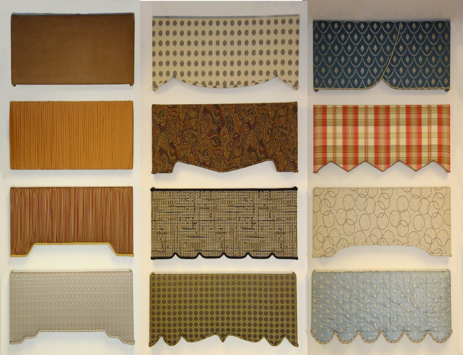 Diy Wood Cornice Upholstered Wood Frame Cornice Boards Are A Beautiful Fairly