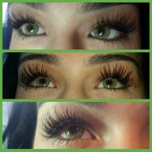 0e5ee475aba What Are Eyelash Extensions? Minkys lashes lenghten and thicken eyelashes  with single strands of faux mink lashes that are curved to replicate a  natural ...