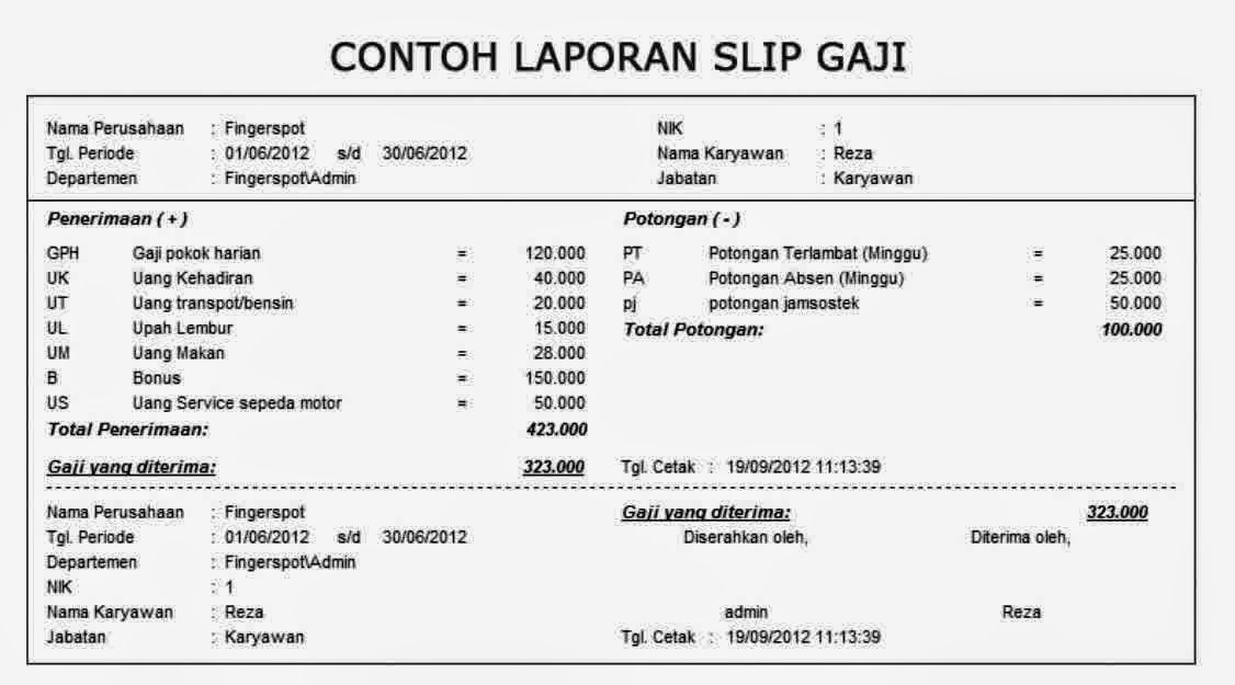 Contoh Payslip Sistem Slip Gaji Malaysia Payment System Microsoft Excel Pay Slip System Wecanfixhealthcare Info Words Creative Cv Template Word Template