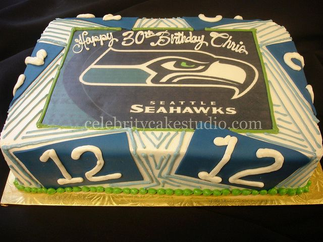 Baby Shower Cakes Tacoma Wa ~ Dsc by celebrity cake studio seahawks