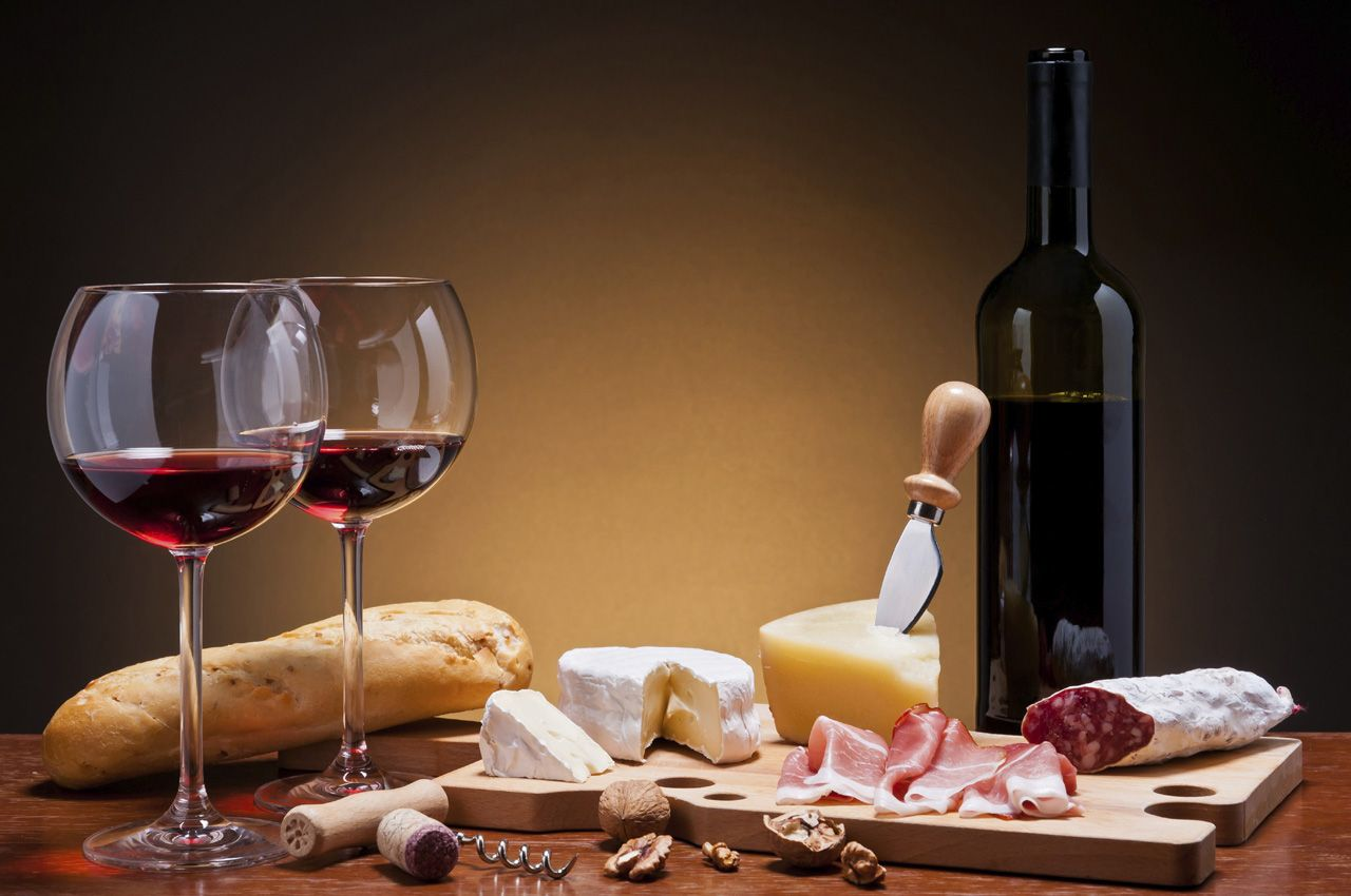 benefits of red wine for health