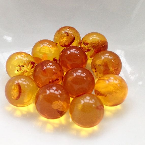 3 Amber 10mm Spheres About 1 2 Quot Undrilled Round Ball Cage Jewelry Wire Wrapping Jewelry Supply Butterscotch Color Crystal Orb Spheres Chakra Stones