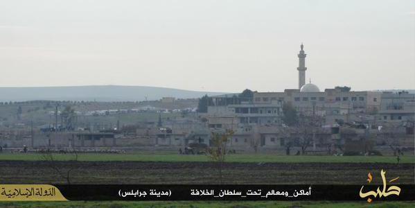 Intel pays off big with 82 ISIS members killed in Jarablus