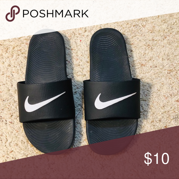 Be In But Black Nike Maybe Slides Are Good Could These Condition xBdeCo