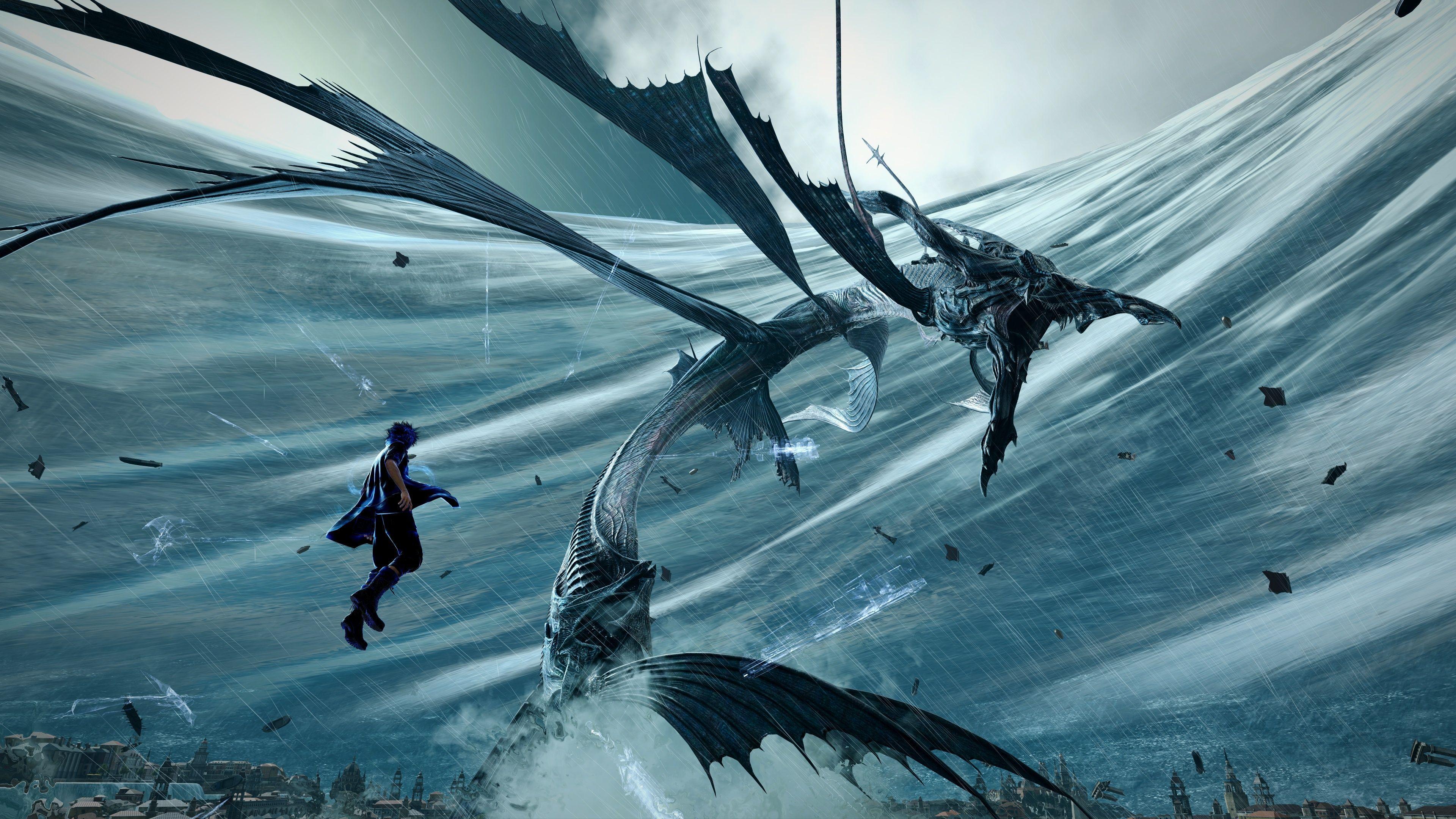 Final Fantasy Xv Para Pc Requisitos Minimos Y Fecha De