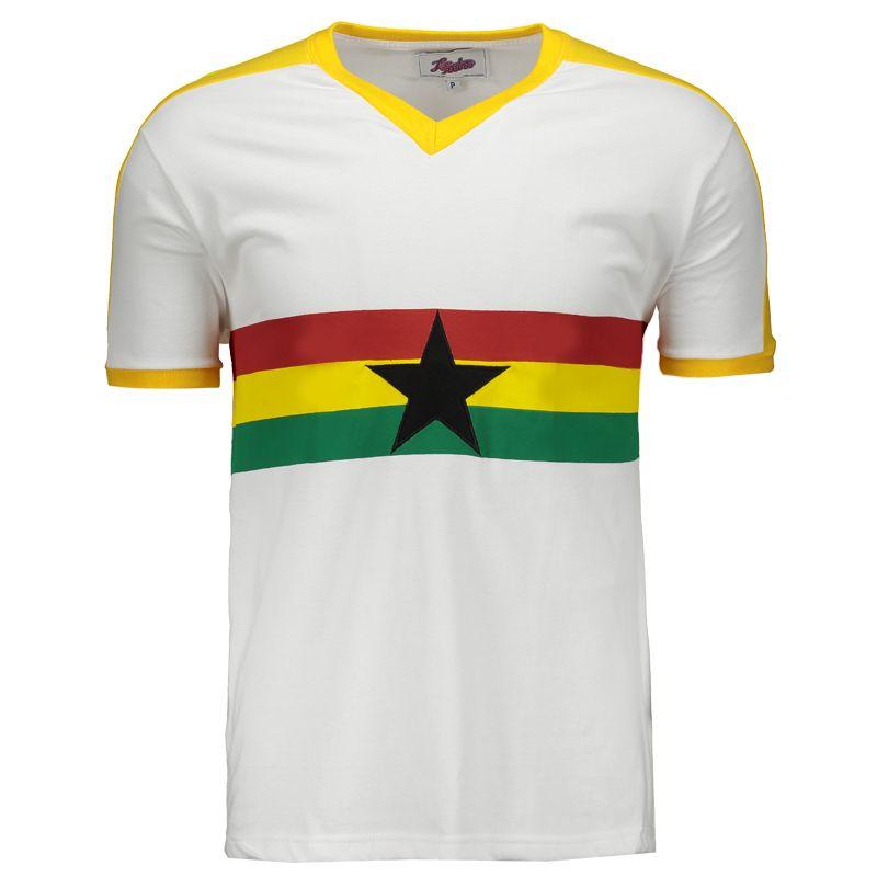 7997134dd8 Camisa Gana 1980 Retrô Somente na FutFanatics você compra agora Camisa Gana  1980 Retrô por apenas