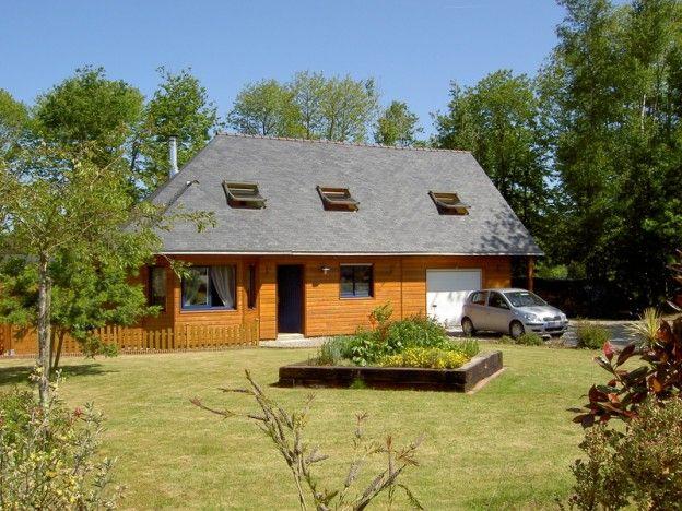 MaisonBois  Non, la maison bois nu0027est pas un produit de luxe ! C - extension maison bois 20m2