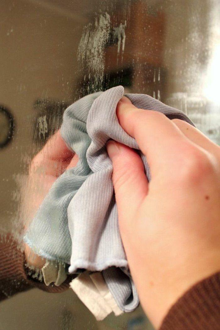 Badezimmerspiegel Durch Leichte Tricks Vom Dampf Freihalten