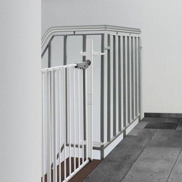 anthrazit reer StairFlex zur Befestigung von Treppengittern an Sprossen-Gel/ändern