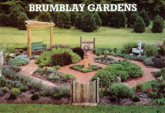 Brick Herb Garden | Rumblay Gardens Landscape Can Maintain Your