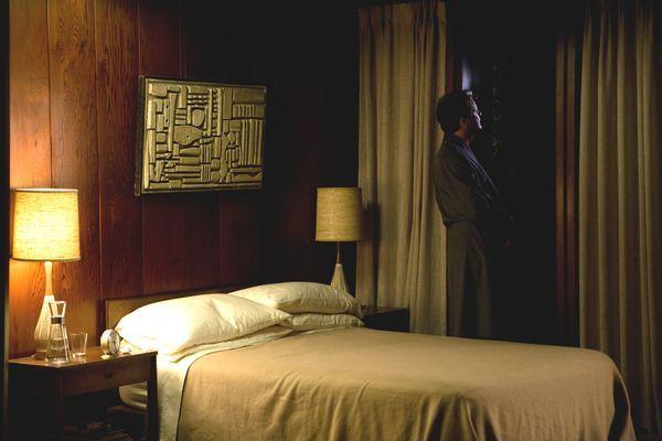 Inside The Lautner House Where A Single Man Was Filmed Single - Single man bedroom design