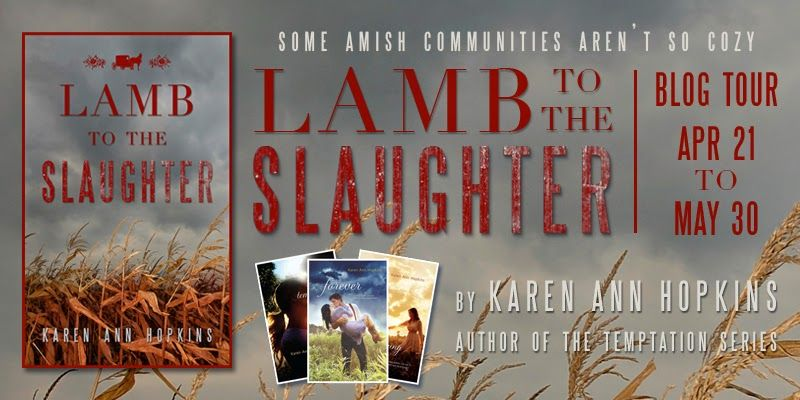 Little Miss Drama Queen: Lamb to the Slaughter - Review + Giveaway