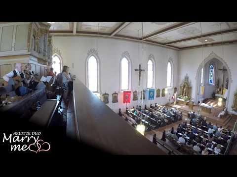 Hallelujah Deutsche Hochzeitsversion Leonard Cohen Cover Von Marryme Akustik Duo Youtube Flashmob Hochzeit Schone Lieder Hochzeitslieder