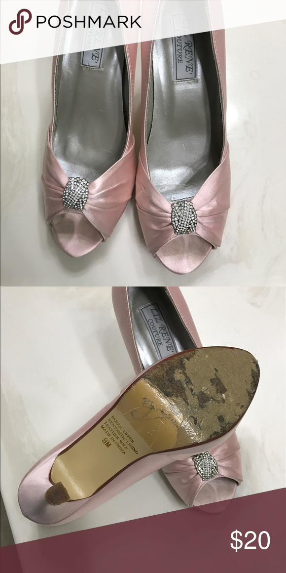 Baby Pink Pumps Baby Pink Pumps Very Comfortable Only Worn
