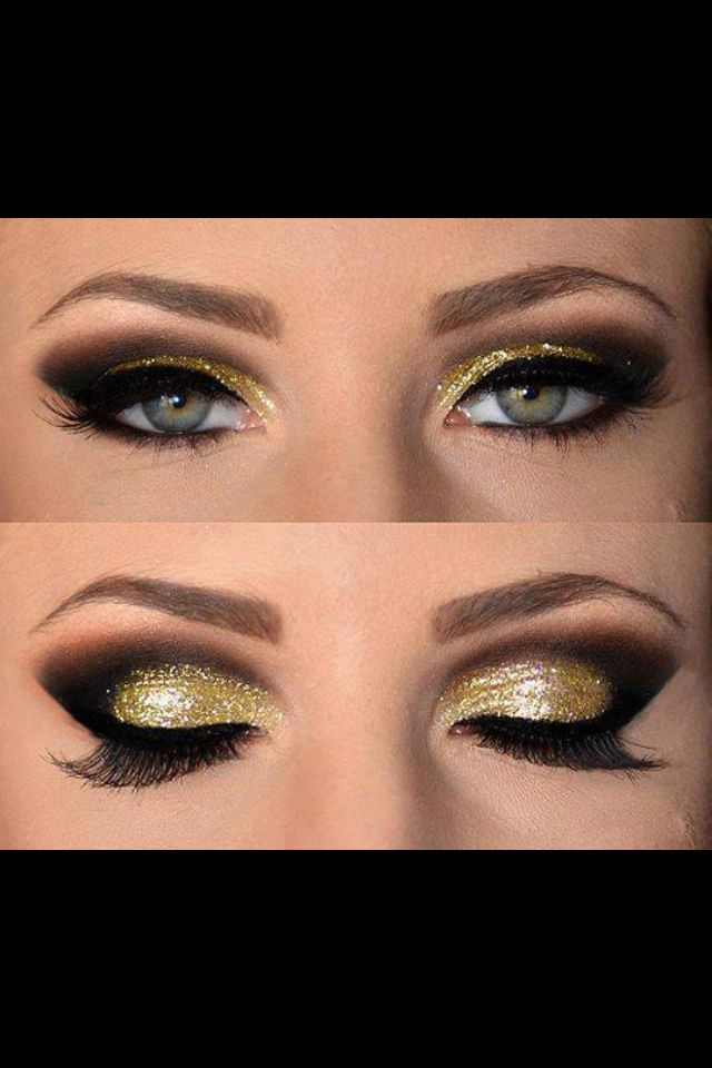 Golden Eye Look Ballroom 10 Dance Ballroom Dance Hair Make Up