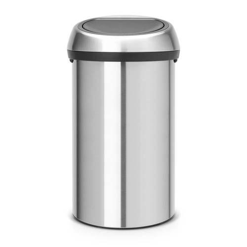 Brabantia Wasbox 50 Liter Matt Steel.Brabantia Touch Bin 60 Liter Prullenbak In 2019 Products Keuken