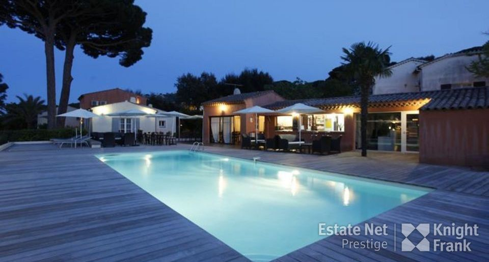 Sea Side Hotel with Pool in St Tropez