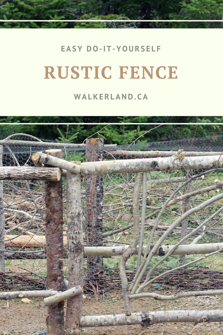 Diy Rustic Chicken Tunnel Amp Fencing Homestead Amp Farm