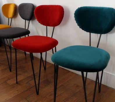 Epingle Par Valou Theguttercat Sur Furniture Chaise Salle A
