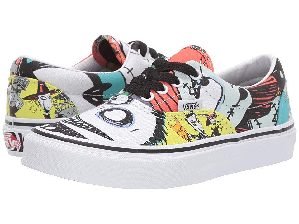 Vans Kids Vans X The Nightmare Before Christmas R Collab Little Kid Big Kid Kids Shoes Disney Era Halloweentown Nightm Vans Kids Vans Shoe Size Chart Kids