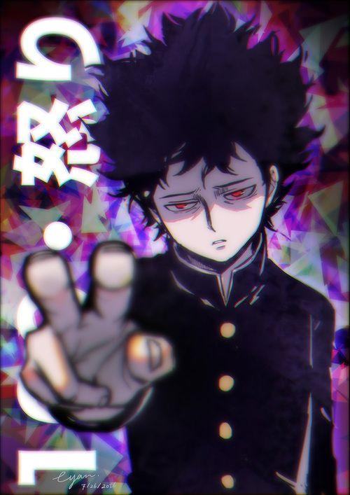 Anime Art And Manga By Shdchi We Heart It Mob Psycho 100 Anime Mob Psycho 100 Mob Psycho 100 Wallpaper