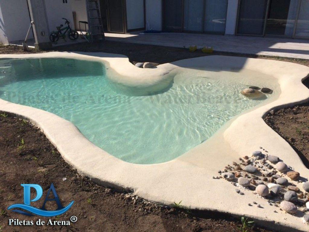 Fotograf as de piscinas de arena piletas de arena la for Casa moderna 99 arena
