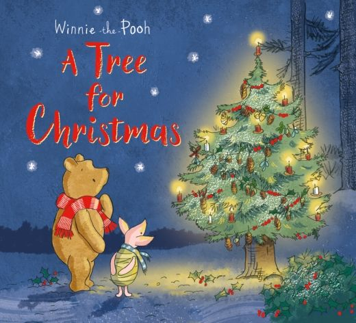 Winnie-the-Pooh A Tree for Christmas by from @egmontuk