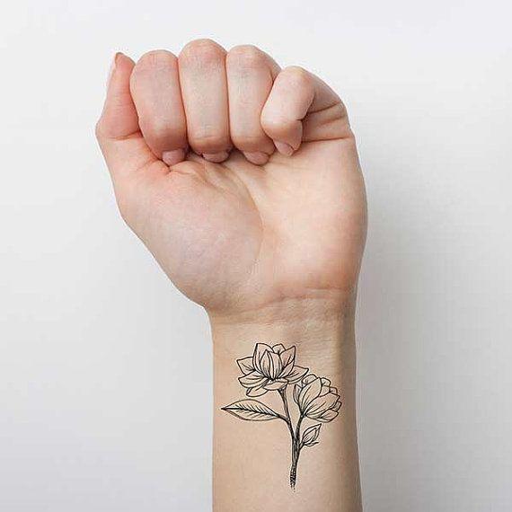 Buddy – Temporary Tattoo (Set of 2)