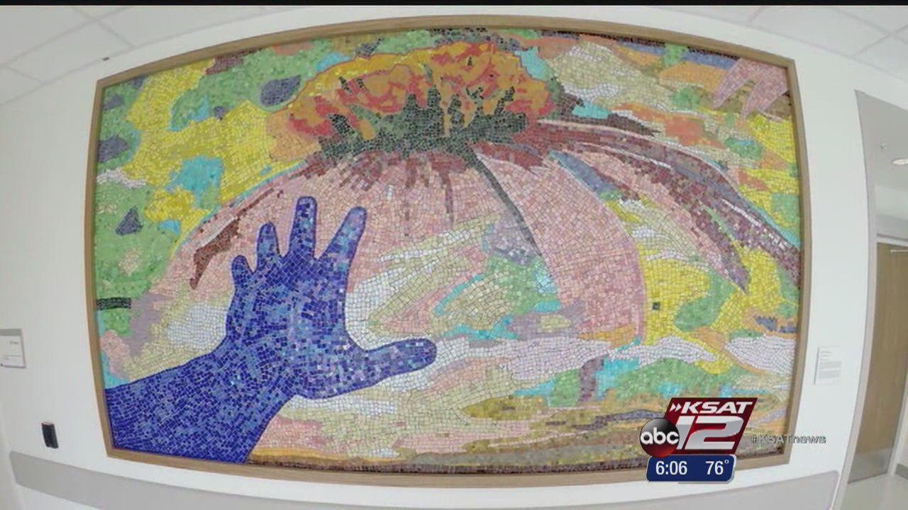 Healing arts program inspires patients university