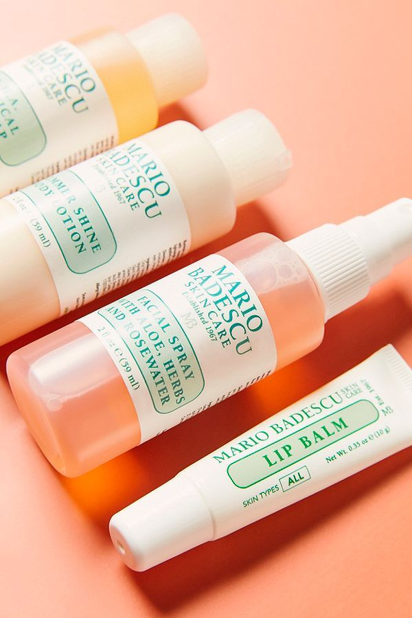 Mario Badescu Mini Must-Haves Set #skincare