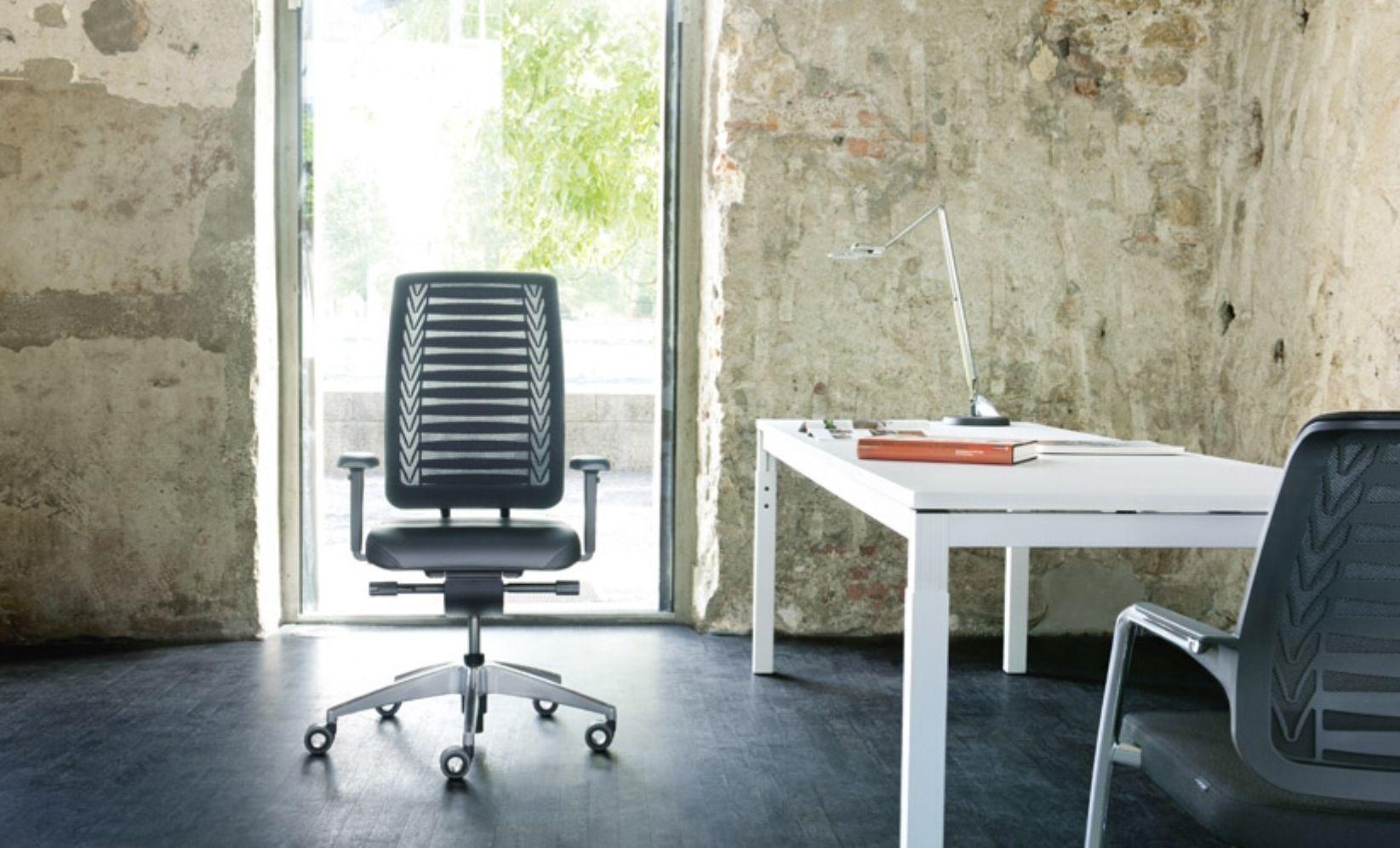 Bureaustoel Girsberger model Reflex by JW-Projects Den Bosch