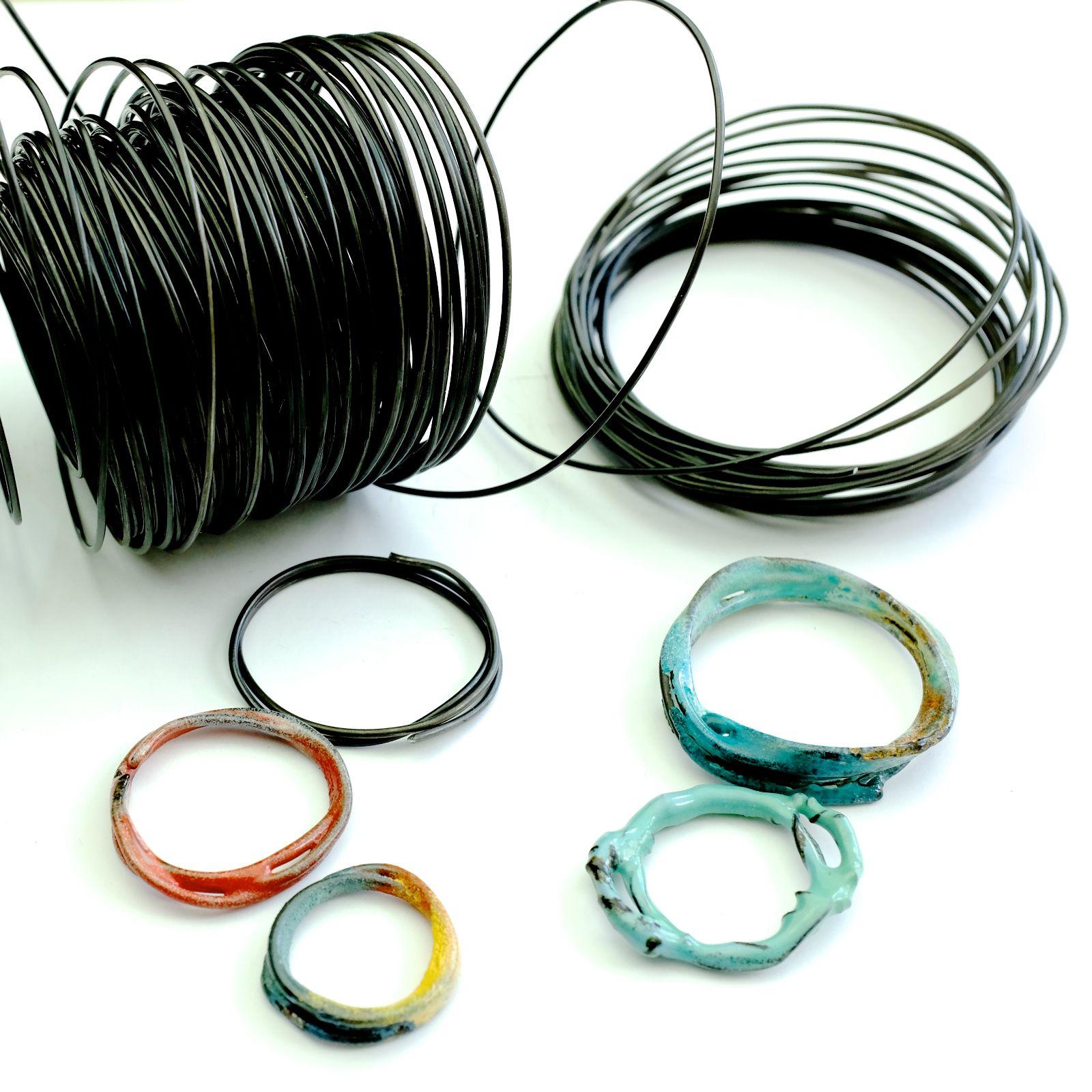 $6 = 335 Pendants Enameling Rebar Wire   jewelry   Pinterest ...