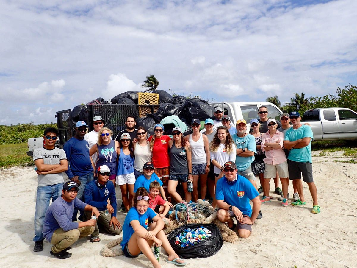 On Little Cayman, Conservation Efforts on Both Land and