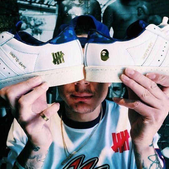 Bape x UNDFTD x adidas Stan Smith