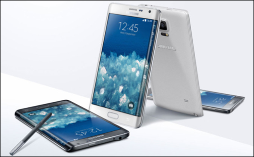 Samsung Galaxy Note Edge Get Gcf Certification For Sprint And Verizon Http Www Mobidoom Com 2014 11 Samsung Galaxy Note Edge Get Galaxy Note Samsung Galaxy