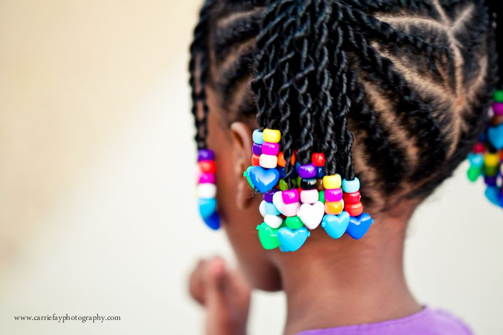 African Girls Hairstyles Pictures