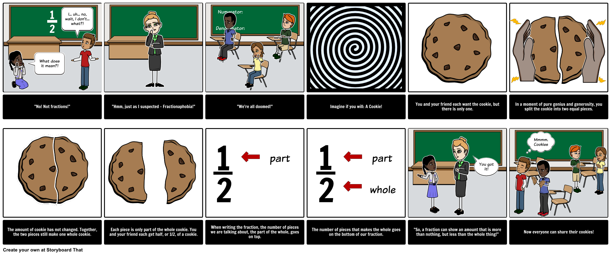 Create Your Own Comics To Engage Your Students Or Have