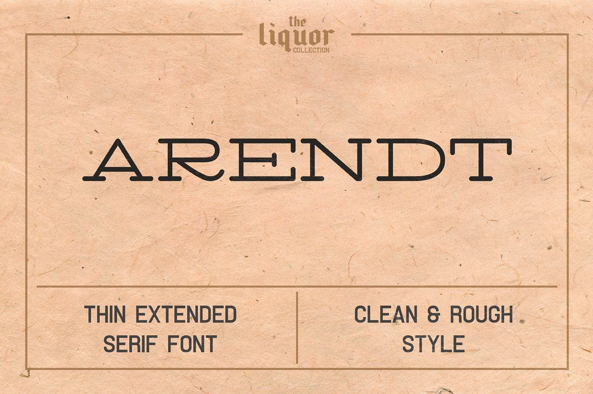 Download The Liquor Font Collection | Sign writer, Brand fonts ...