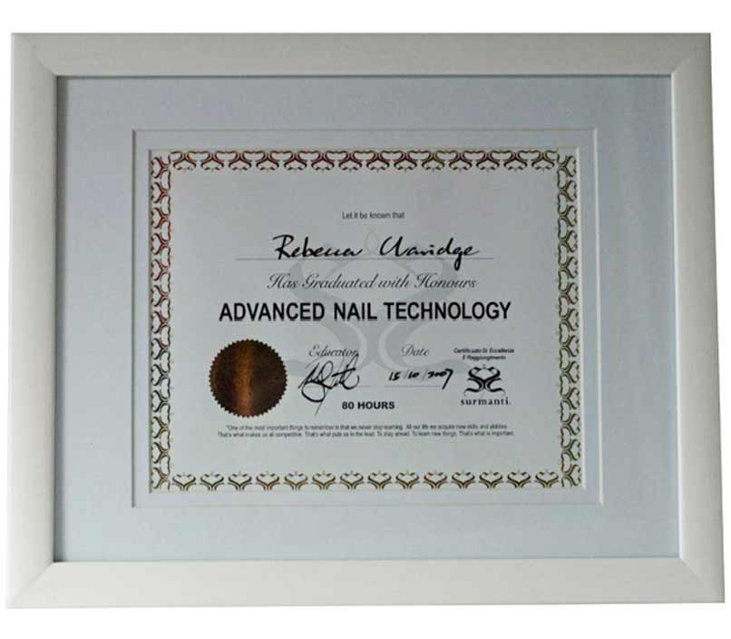 This Is The Big One Advanced Nail Technology Certificate There Is No Better Way To Start Your Career Nail Courses Fragrance Online Manicurists