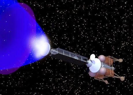 KindleGarten : Los otros mundos - Víctor Jara Parra. Veinte miligramos de antimateria bastarían para propulsar una nave hasta Marte.