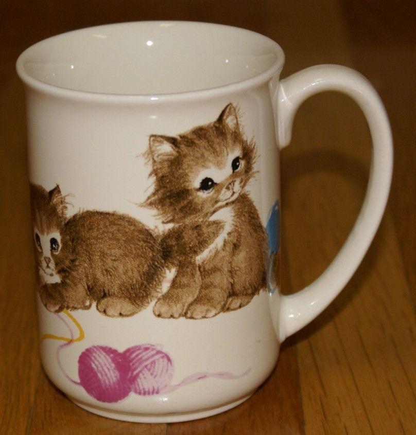 Otagiri japan kittens playing with yarn mug cup by gibson greeting otagiri japan kittens playing with yarn mug cup by gibson greeting cards inc m4hsunfo Choice Image