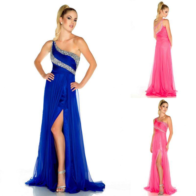 2014-plus-size-one-shoulder-dresses-pink-tulle-teens-one-shoulder ...