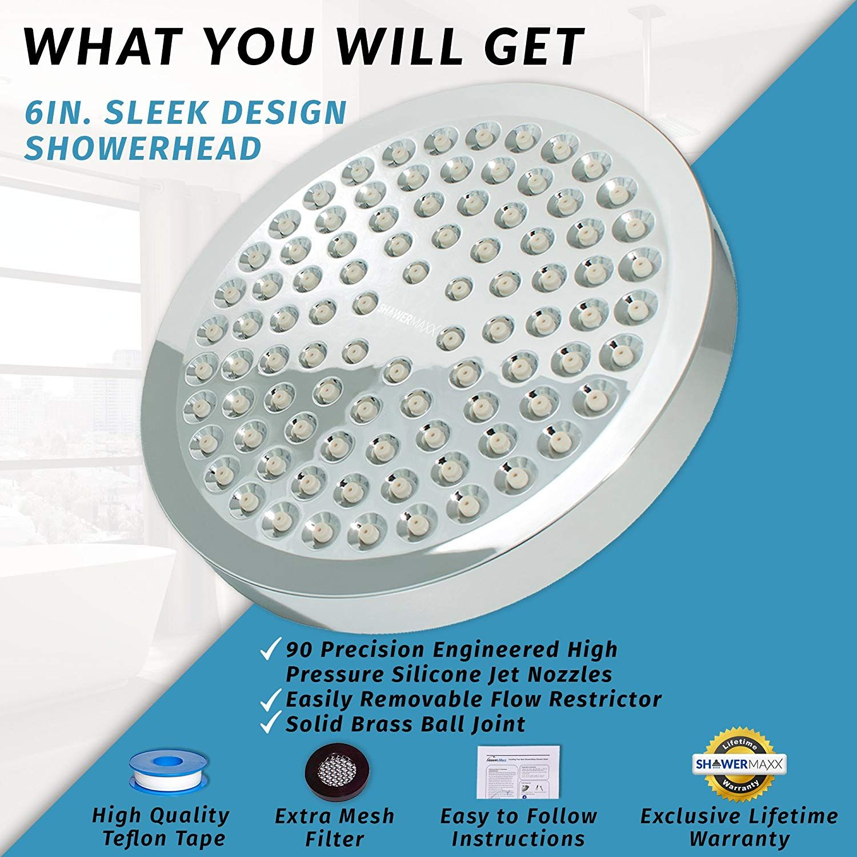 Pin By Update Ict On Best Shower Head Idea Shower Head Reviews