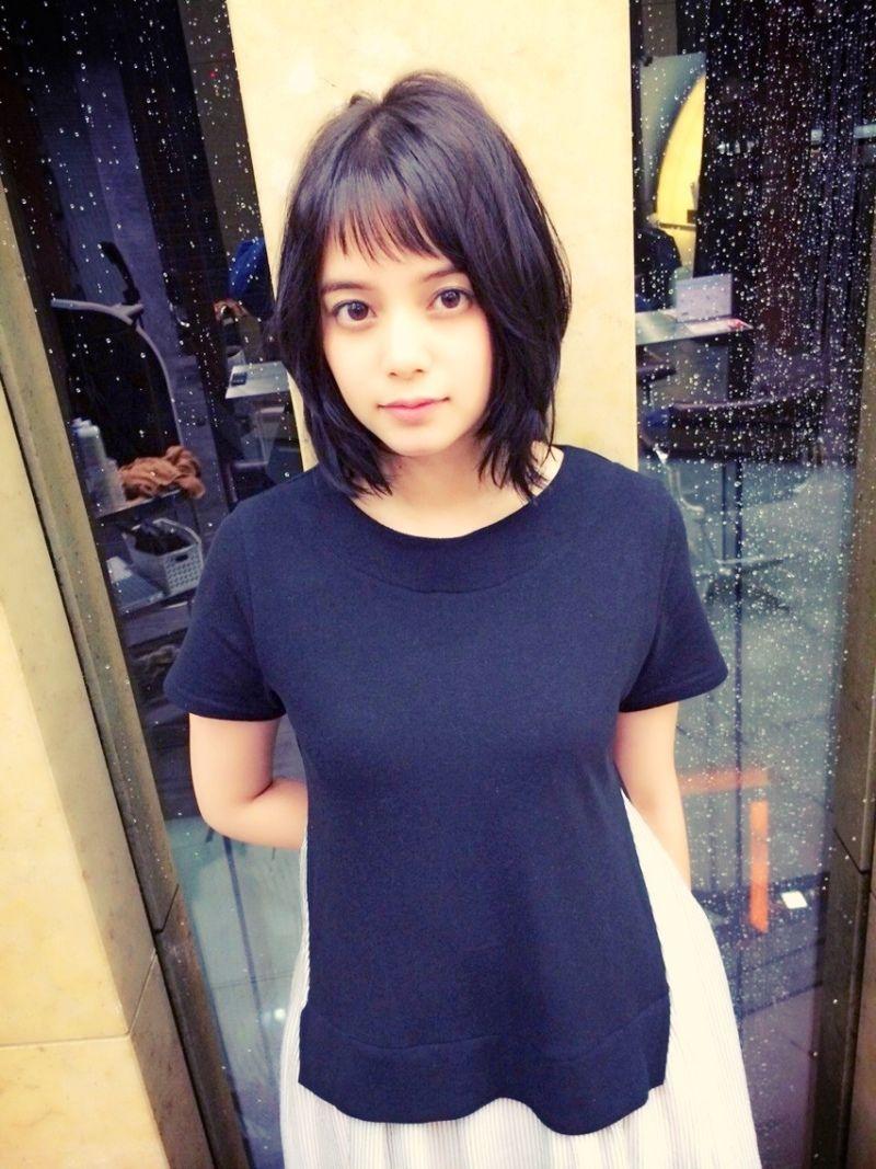 ニュータイプの焼き鳥屋 画像 a girl short hair pinterest girl